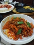Jeonju Makgeolli Food
