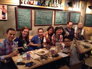 Makgeolli School Group Shot