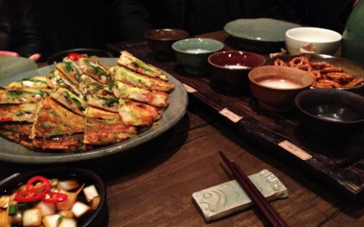 Damotori food