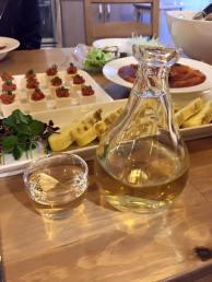 Bottle servings 맑은술
