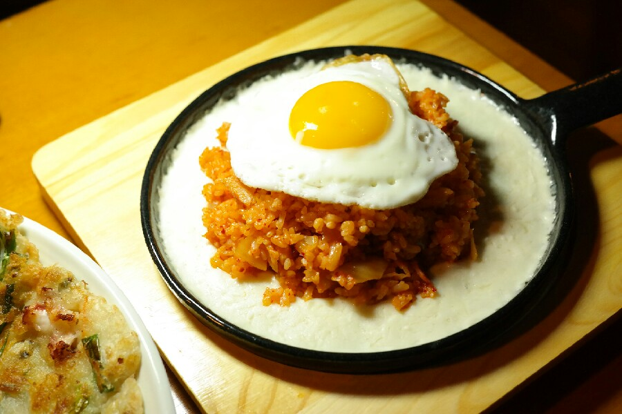 egg-on-rice